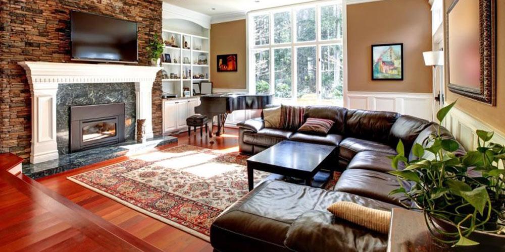 راهنمای انتخاب سایز مناسب فرش و قالی