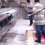 چگونه کارخانه قالیشویی بزنیم؟