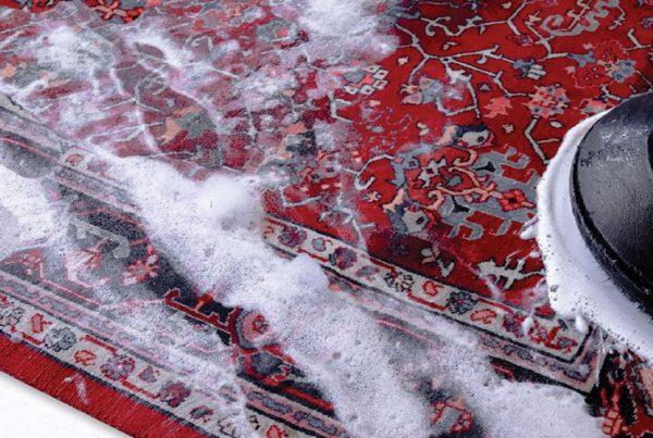 Allergy to carpet