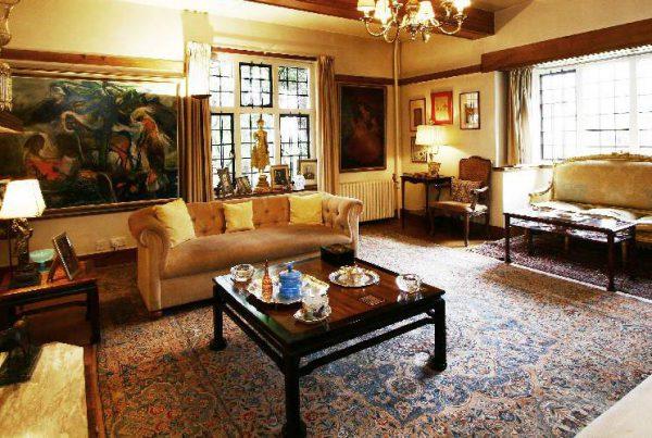 History of Kerman Carpet