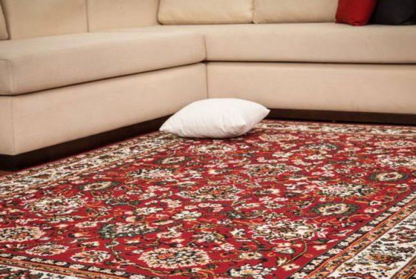 Machine carpet density
