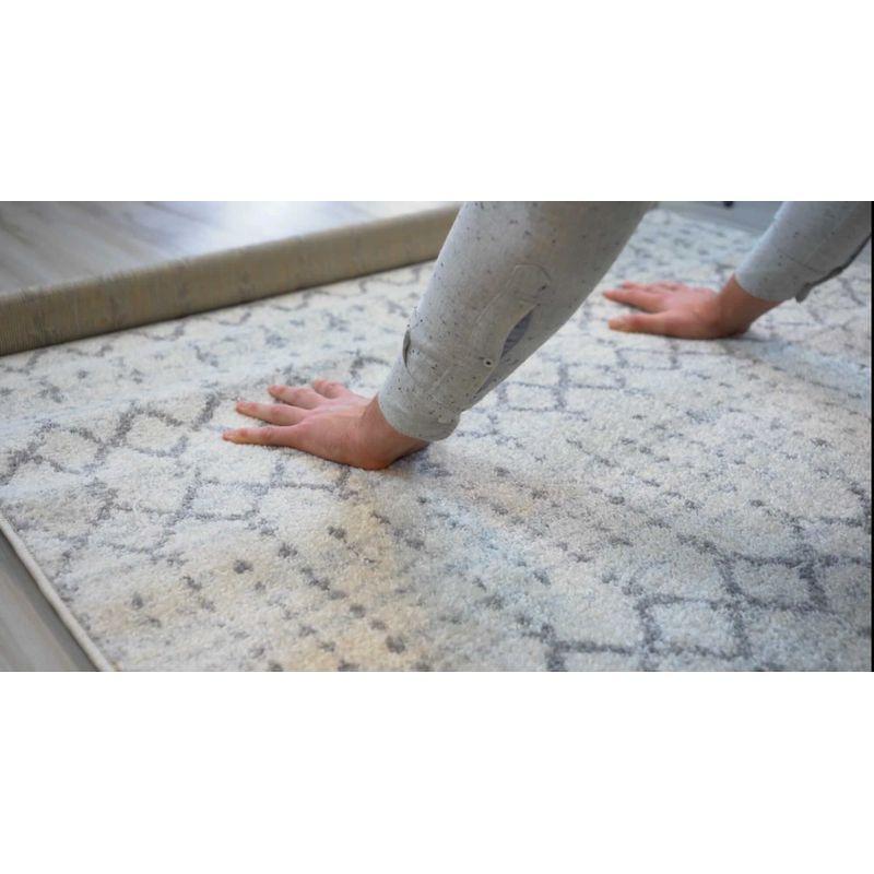 لول شدن فرش