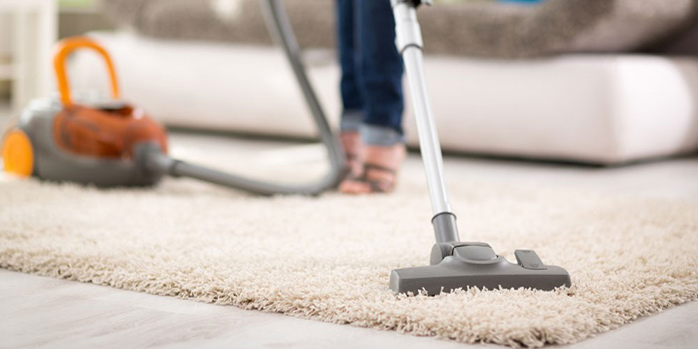 Wiping Carpet Correct Method