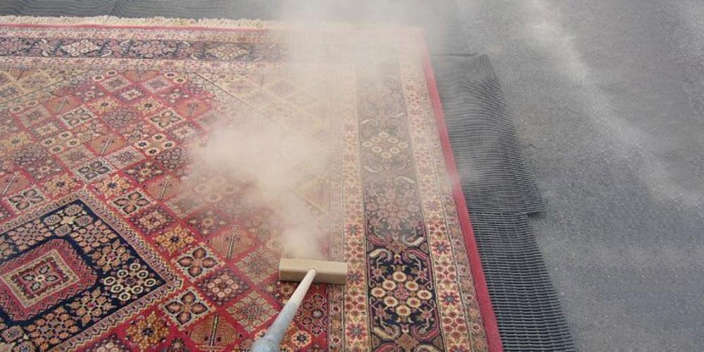 بهترین روش غبارگیری فرش