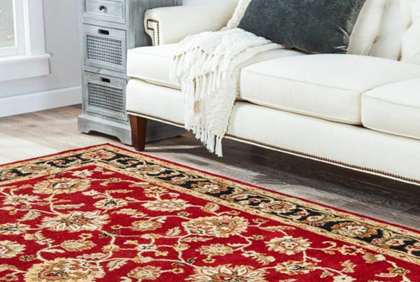 The advantage of carpet cleaning