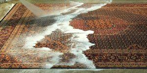 مشکلات شستشوی فرش در خانه با گذشته متفاوت است