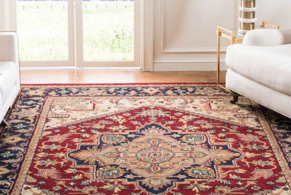 Carpet and bergamot