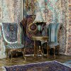 The most famous Iranian carpet designs