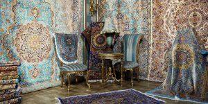 The most famous Iranian carpet designs