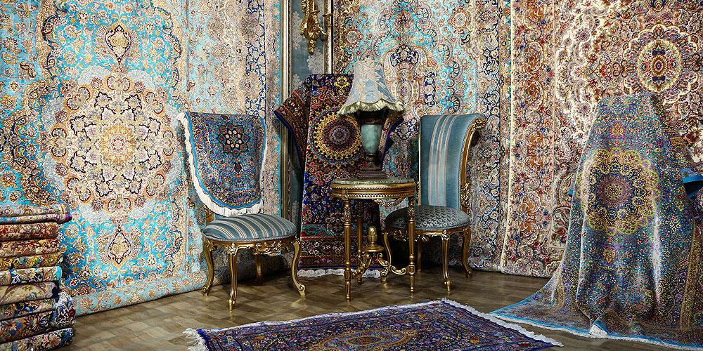 طرح های قالی ایرانی