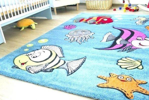 Baby room rug