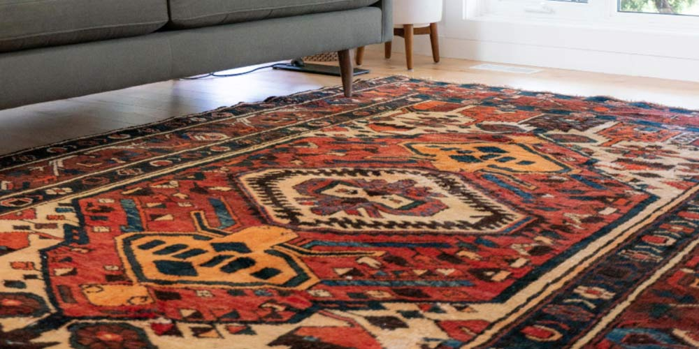 Carpet cleaning method