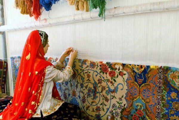 Iranian carpet