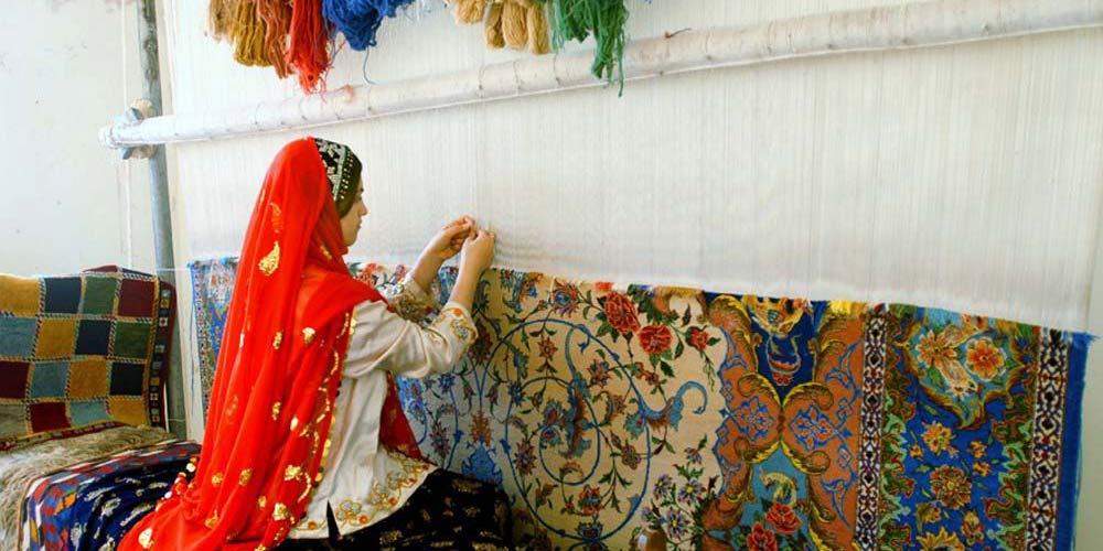 حقایقی درباره فرش ایرانی
