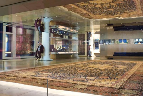 The oldest rugs in the world