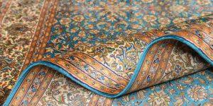 نگهداری از فرش ابریشمی - قالیشویی نوین