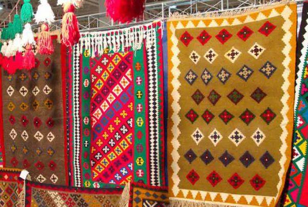 kilim weaving
