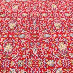 آشنایی با تاریخچه، طرح و رنگهای محبوب فرش شاه عباسی