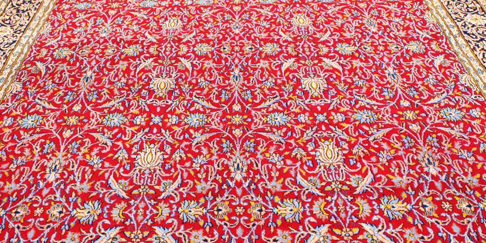 Shah Abbasi Carpet