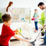 چک لیست کارهای خانه