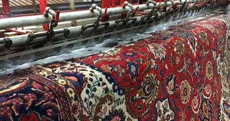 شستن تابلو فرش در قالی شویی