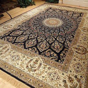 فرش ماشینی پشمی