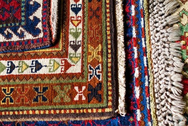انواع فرش دستباف - قالیشویی نوین