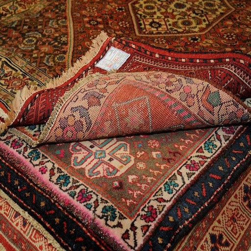 سایز دسته بندی های فرش - قالیشویی نوین