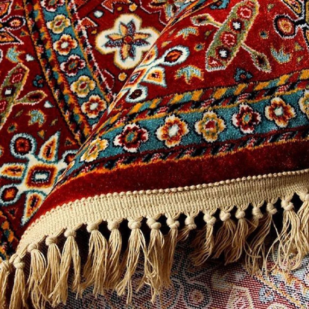 فرش دستباف پشمی - قالیشویی نوین