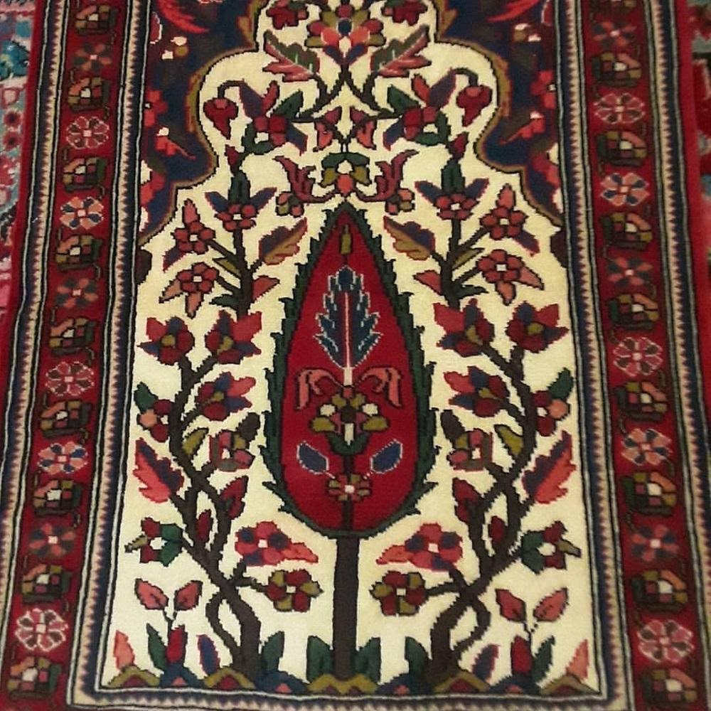 فرش دستباف چله پشم - قالیشویی نوین