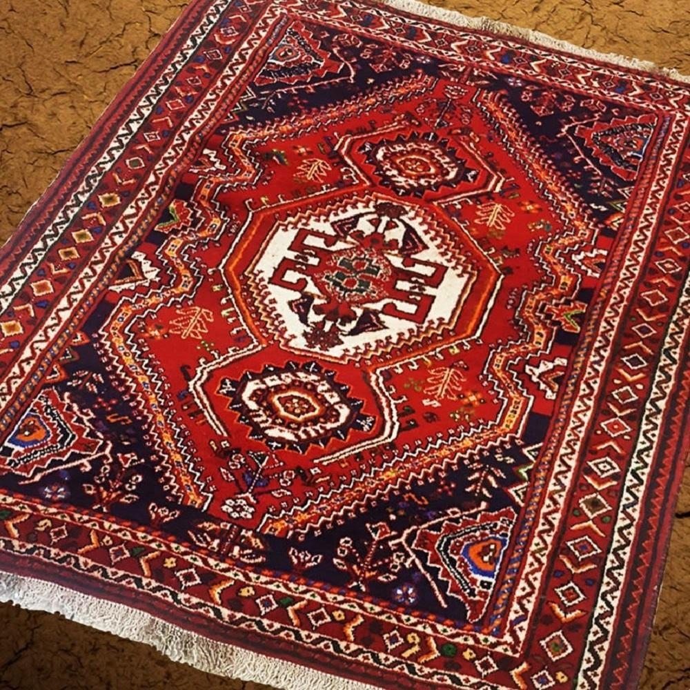 فرش دستباف کرکی - قالیشویی نوین