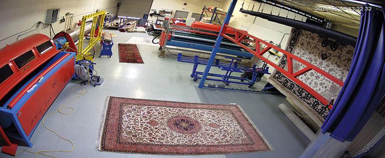 قالیشویی نوین در قالیشویی کرج