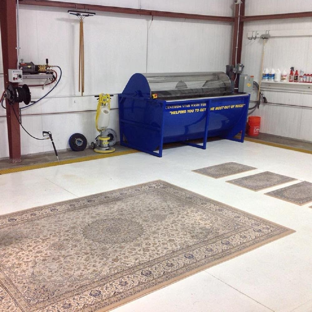 ارزان ترین قالیشویی - قالیشویی نوین