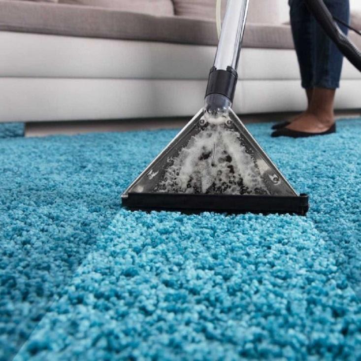 جاروکشی فرش شگی - قالیشویی نوین