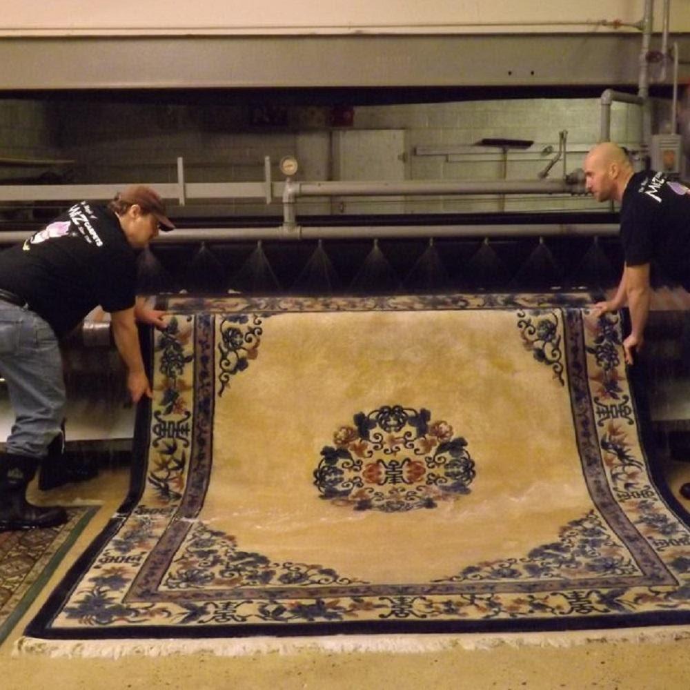 جنس فرش - قالیشویی نوین