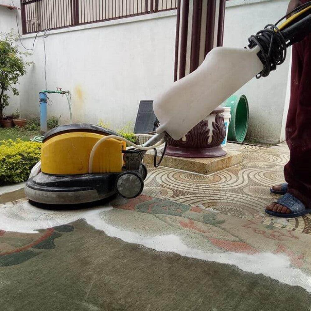 روش شستشوی فرش - قالیشویی نوین