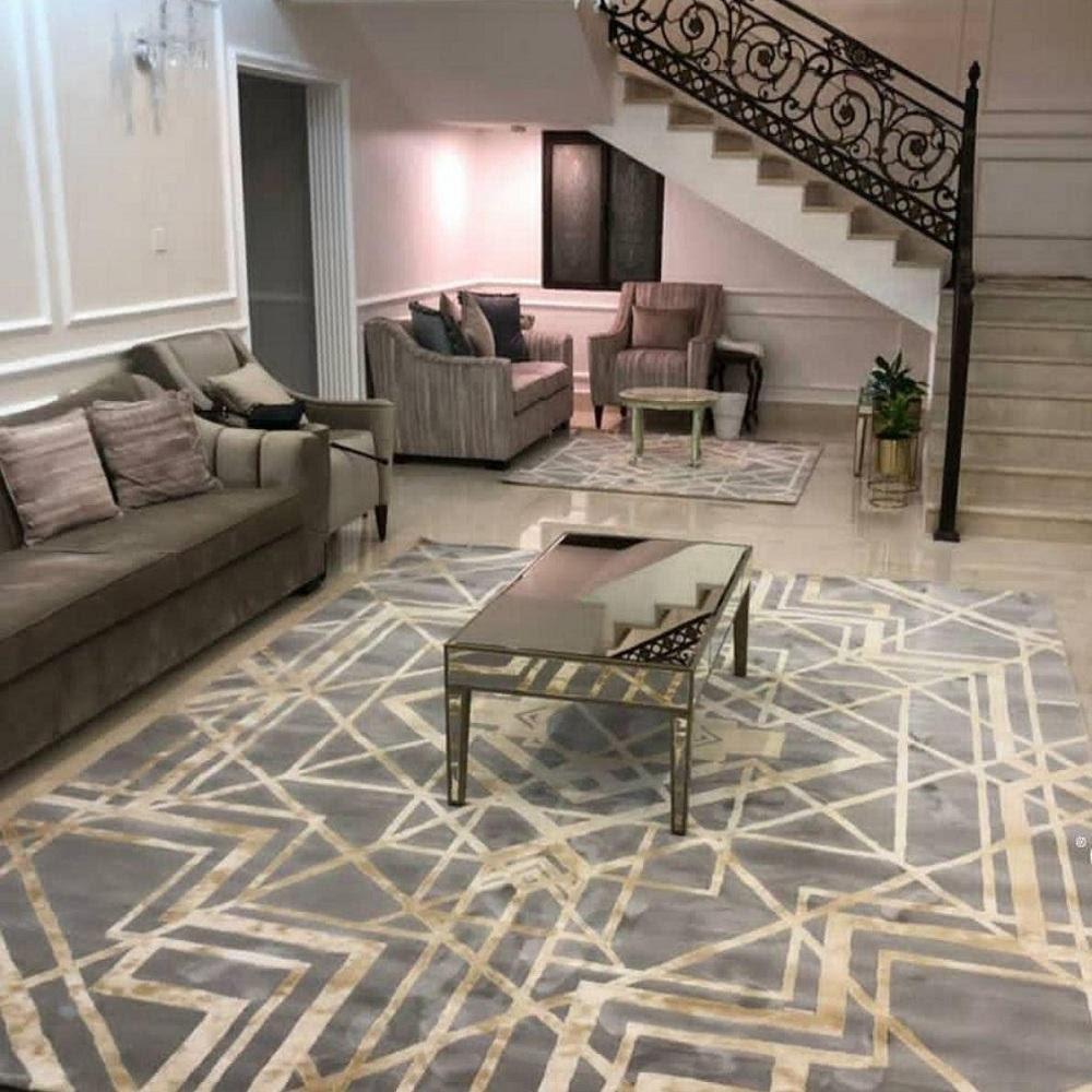 غبارگیری فرش شگی - قالیشویی نوین