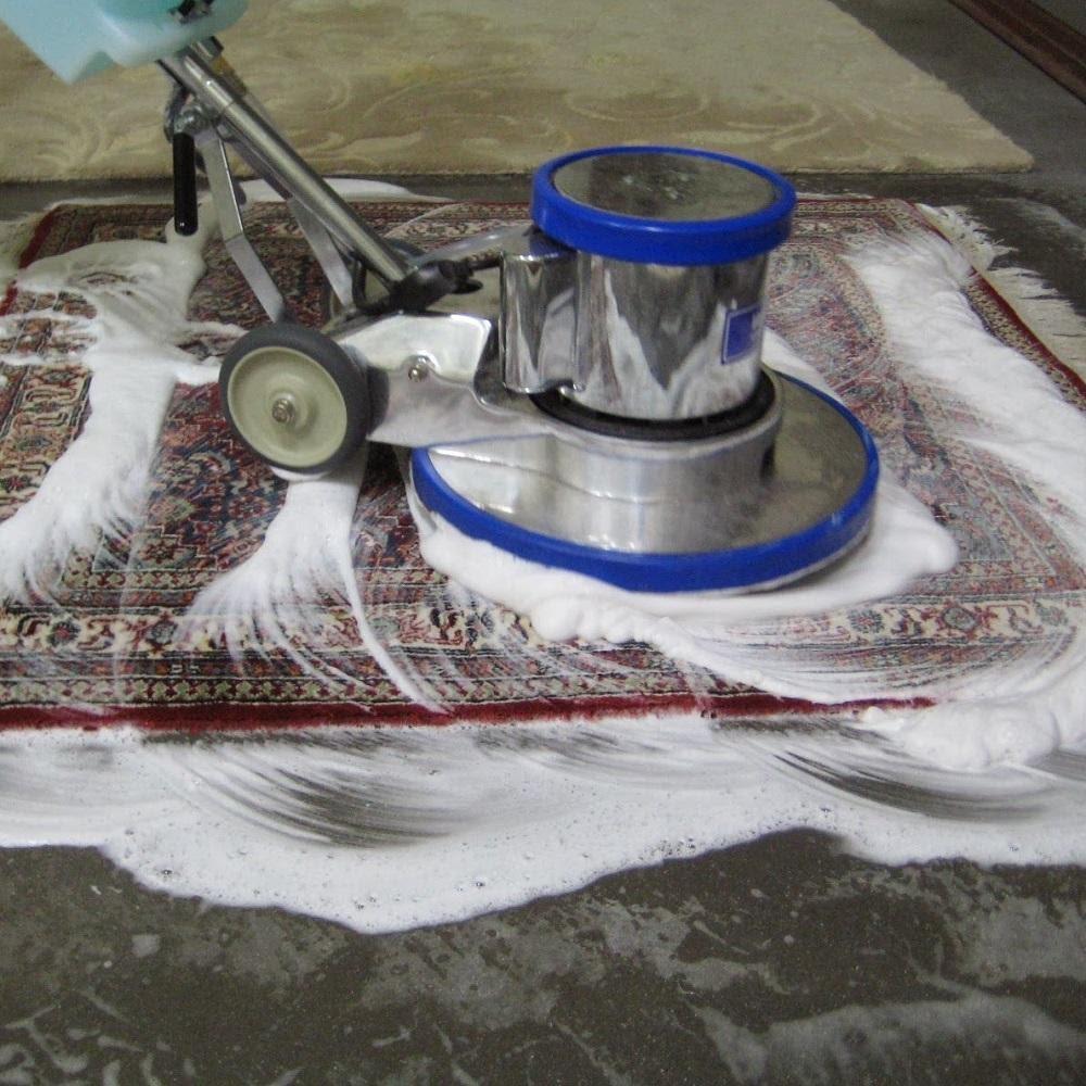 مواد شوینده فرش - قالیشویی نوین