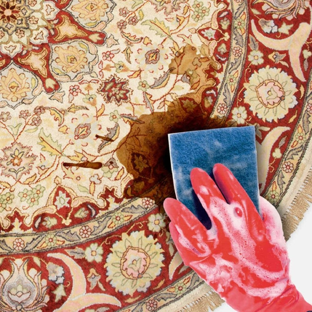 علت کدر شدن فرش - قالیشویی نوین