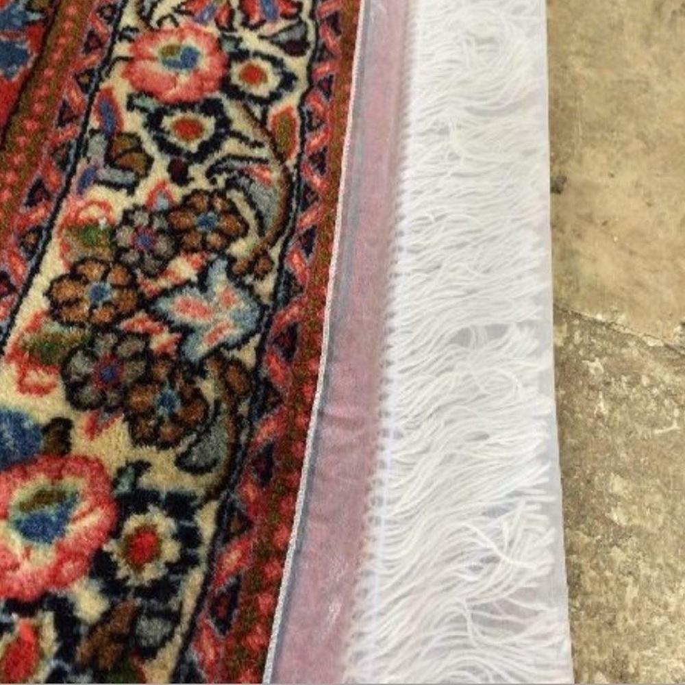 شستن ریشه فرش - قالیشویی نوین
