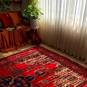 شستن فرش لاکی - قالیشویی نوین