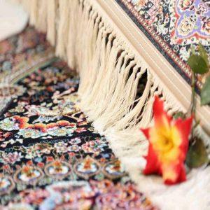 محافظ ریشه فرش - قالیشویی نوین